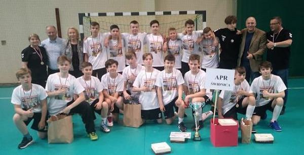 I Ogólnopolski Turniej Chłopców o Puchar Ziemi Świdnickiej