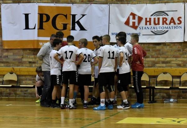 wygrany mecz DLM z Siódemka HURAS Legnica